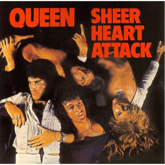 Queen / Sheer Heart Attack - Vinyl