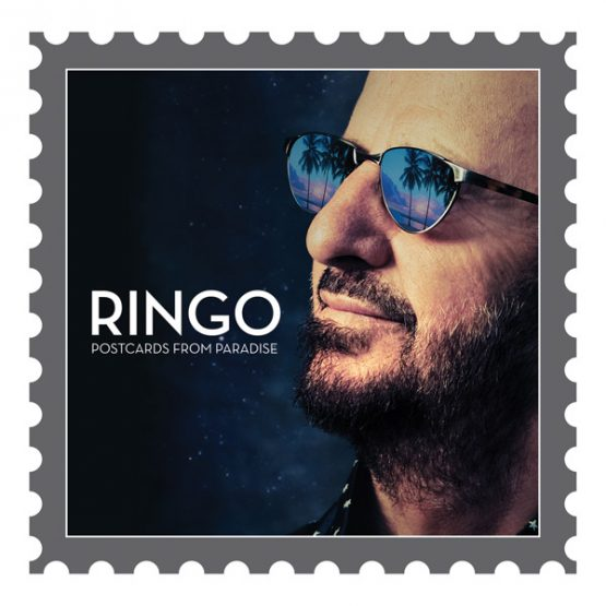 Ringo Starr / Postcards From Paradise