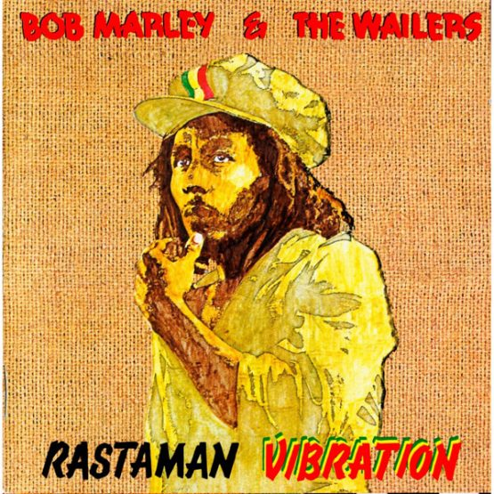 Bob Marley & The Wailers / Rastaman Vibration