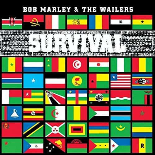 Bob Marley & The Wailers / Survival - Vinyl