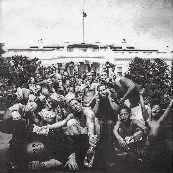 Kendrick Lamar - To Pimp A Butterfly 2LP