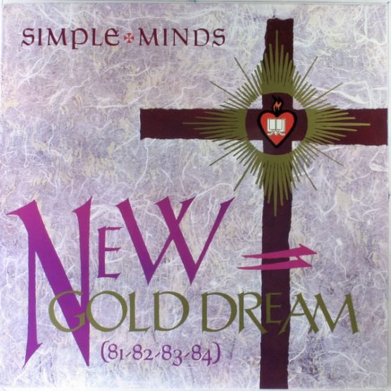 Simple Minds / New Gold Dream (81-82-83-84)