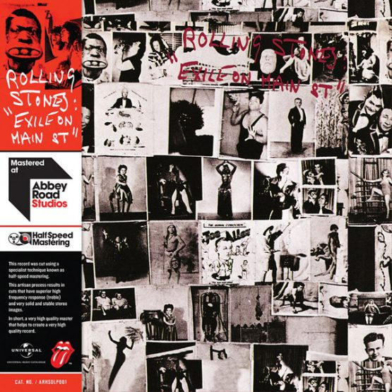 The Rolling Stones / Exile On Main St. - Vinyl - Limited Edition