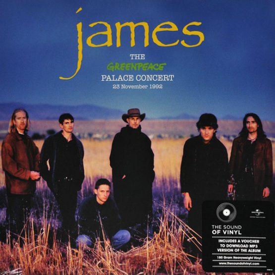 James / Greenpeace Palace Concert