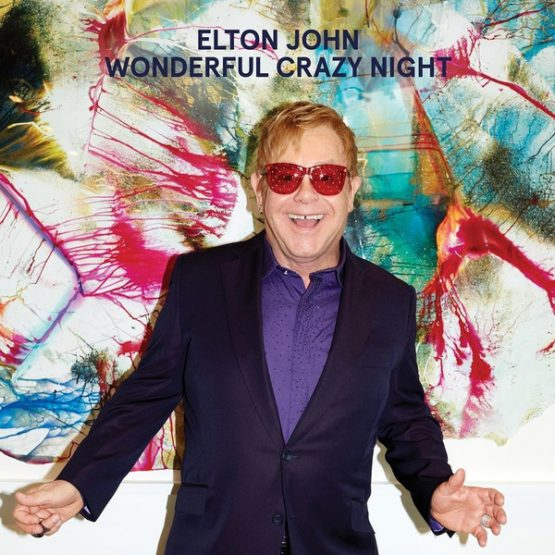 Elton John / Wonderful Crazy Night - Vinyl