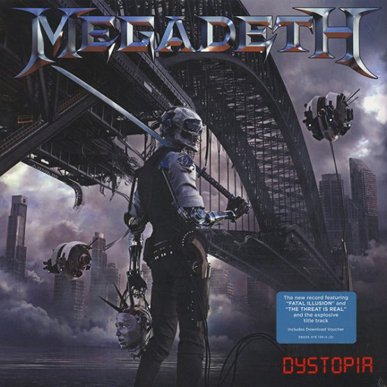 Megadeth / Dystopia