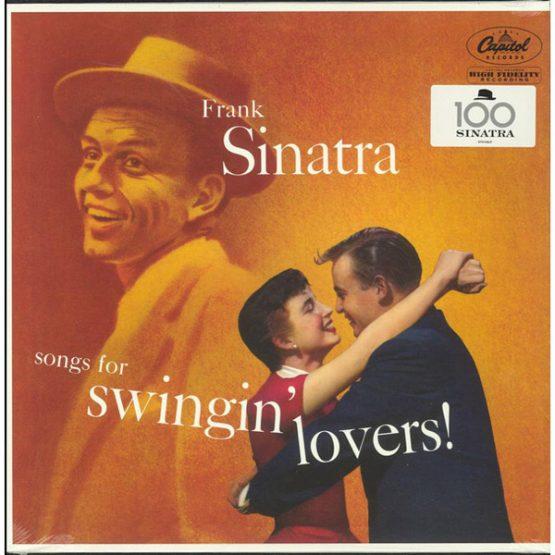 Frank Sinatra / Songs For Swingin' Lovers!