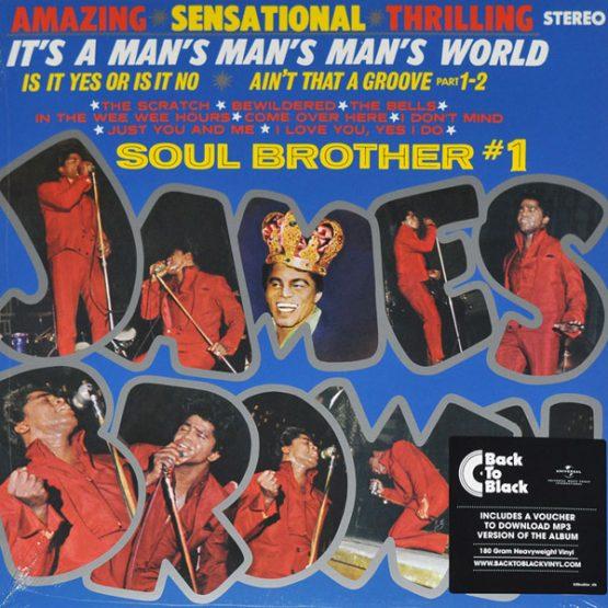 James Brown / It's A Man's Man's Man's World