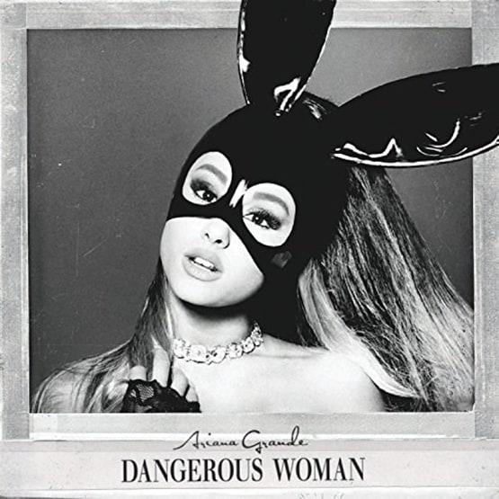 Ariana Grande - Dangerous Woman 2LP
