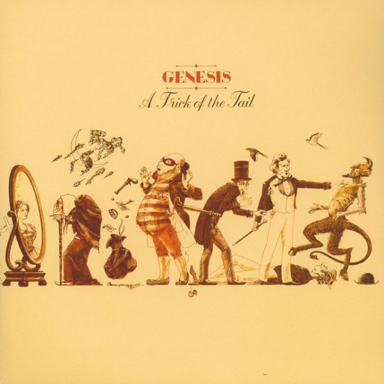 Genesis / A Trick Of The Tail - Vinyl