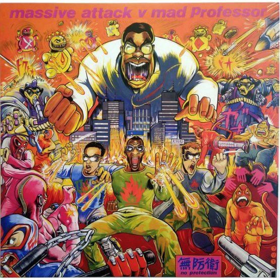 Massive Attack / No Protection