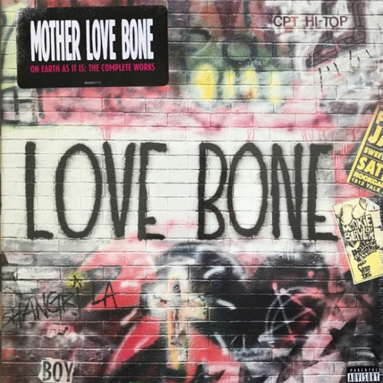 Mother Love Bone / On Earth As It Is: The Complete Works - Vinyl