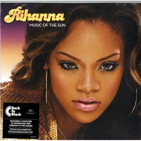 Rihanna / Music Of The Sun