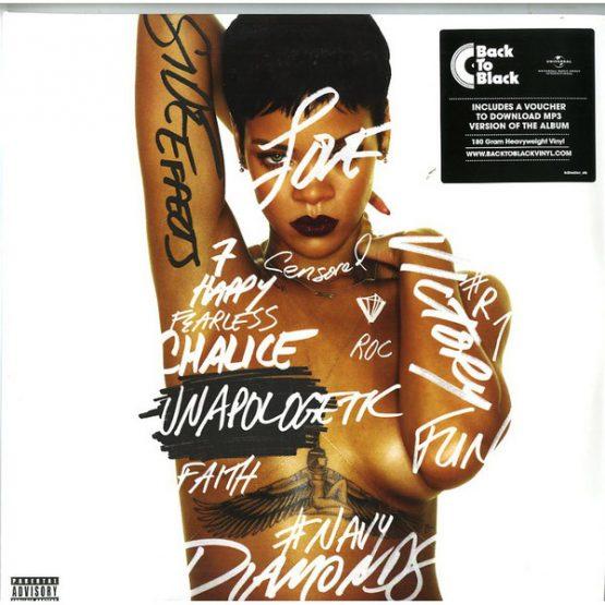 Rihanna / Unapologetic