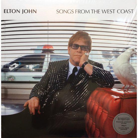 Elton John / Songs From The West Coast