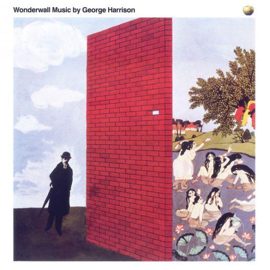 George Harrison / Wonderwall Music - Vinyl