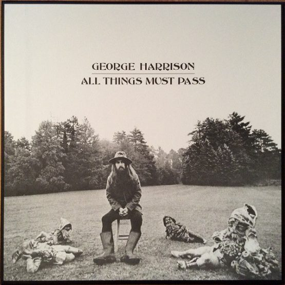 George Harrison / All Things Must Pass - Vinyl