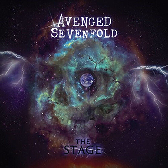 Avenged Sevenfold - The Stage 2LP