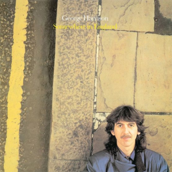 George Harrison / Somewhere In England - Vinyl