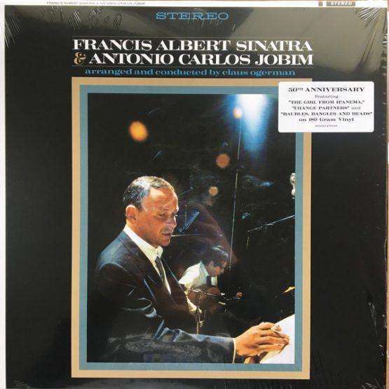 Frank Sinatra, Antonio Carlos Jobim / Francis Albert Sinatra & Antonio Carlos Jobim
