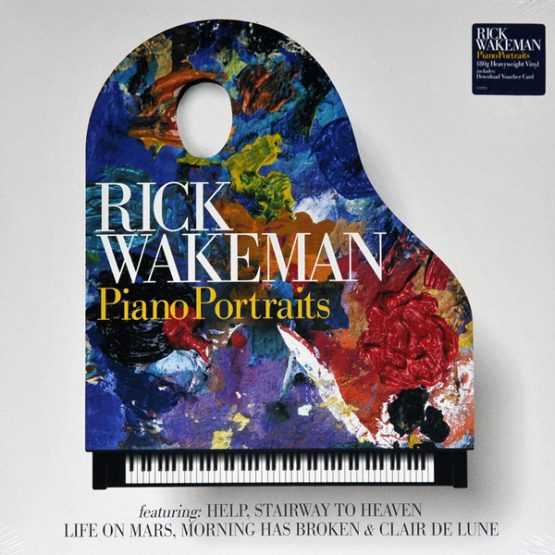 Rick Wakeman / Piano Portraits