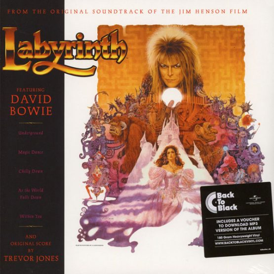 David Bowie, Trevor Jones / Labyrinth