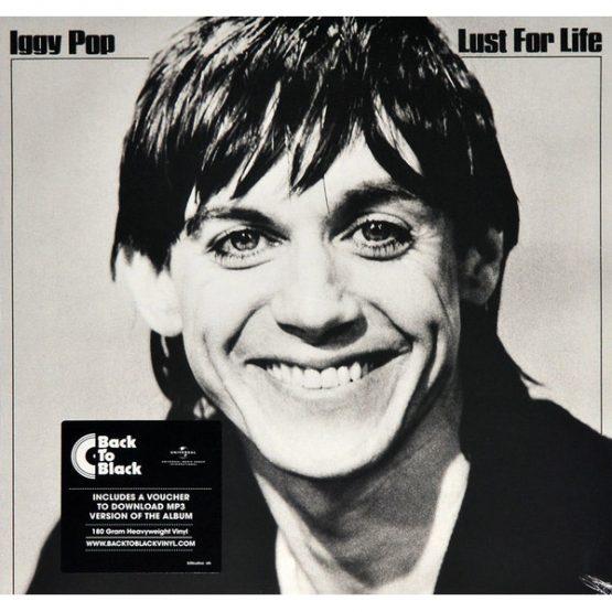 Iggy Pop / Lust For Life