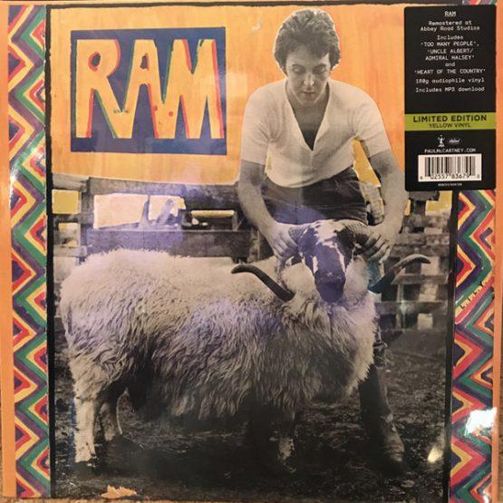 Paul McCartney, Linda McCartney / Ram