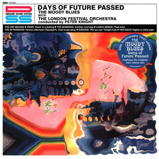 The Moody Blues / Days Of Future Passed