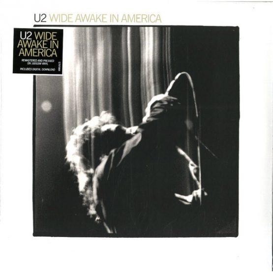 U2 / Wide Awake In America