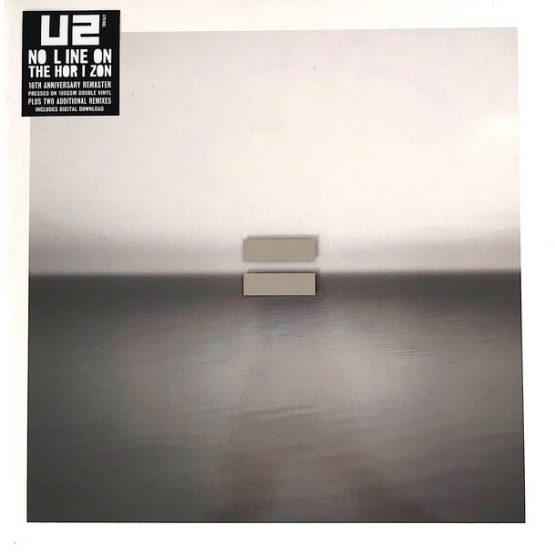 U2 / No Line On The Horizon