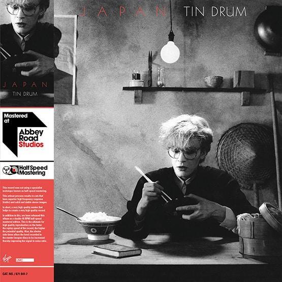 Japan - Tin Drum 2LP