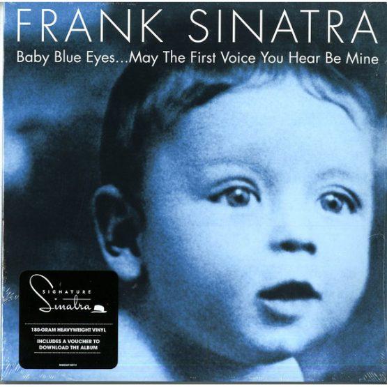 Frank Sinatra / Baby Blue Eyes