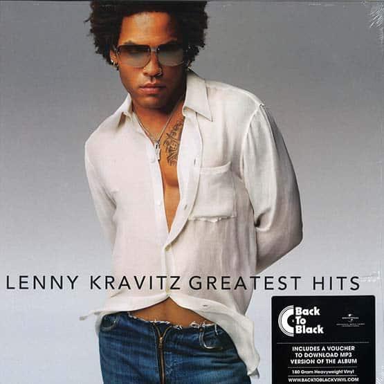 Lenny Kravitz - Greatest Hits 2LP