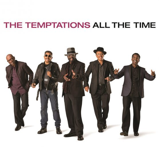 The Temptations / All The Time - Vinyl