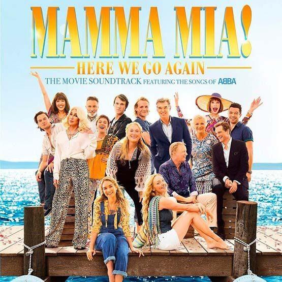 "Cast Of ""Mamma Mia! Here We Go Again"" - Mamma Mia! Here We Go Again 2LP"