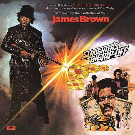 James Brown - Slaughter's Big Rip-Off