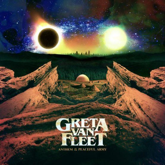 Greta Van Fleet / Anthem Of The Peaceful Army - Vinyl