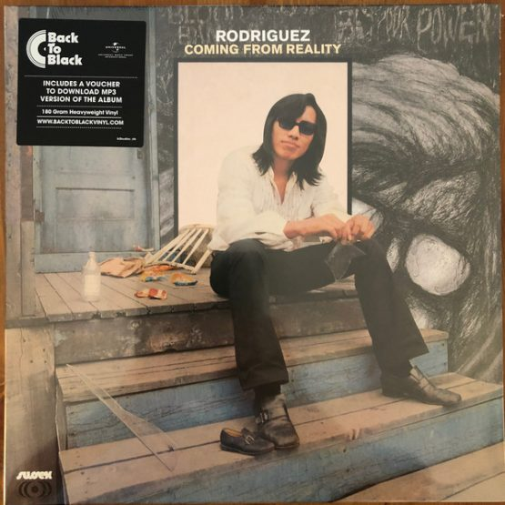 Rodriguez / Coming From Reality - Vinyl