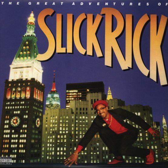 Slick Rick / The Great Adventures Of Slick Rick
