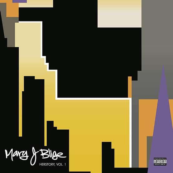 Mary J. Blige - Herstory Vol. 1 2LP