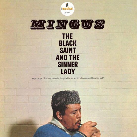 Mingus / The Black Saint And The Sinner Lady - Vinyl