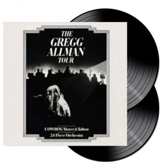 Gregg Allman / The Gregg Allman Tour - Vinyl