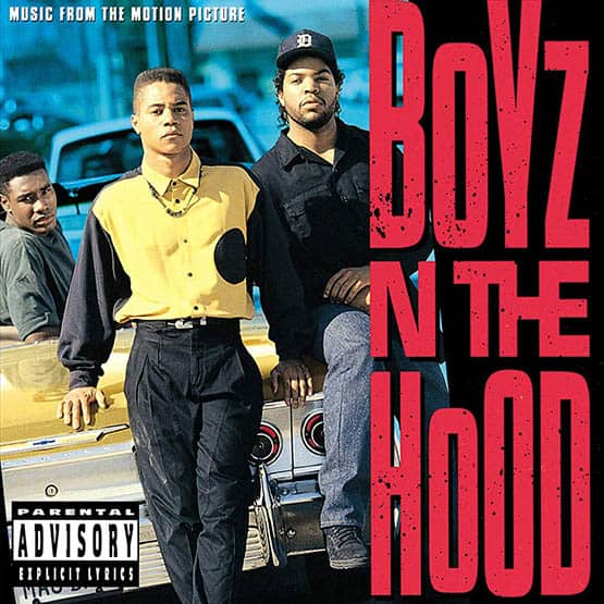 Boyz In Da Hood - Boyz N The Hood 2LP