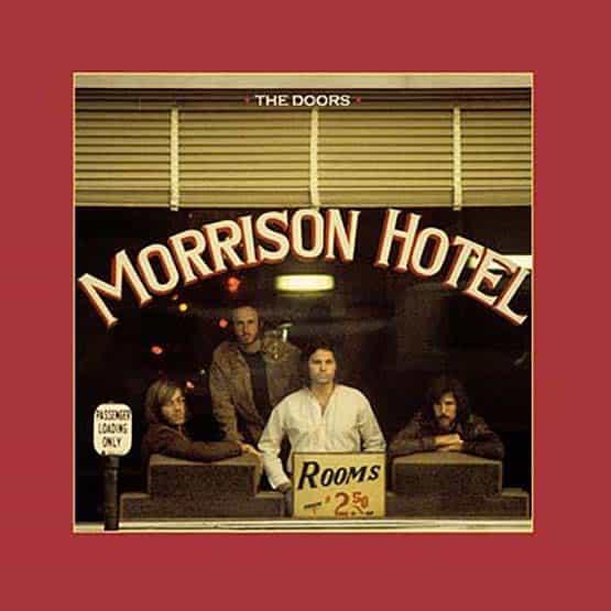 The Doors -  Morrison Hotel: 50T LP + 2CD
