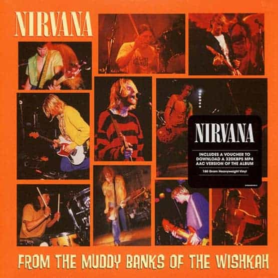 Nirvana - From The Muddy Banks Of The Wishkah 2LP
