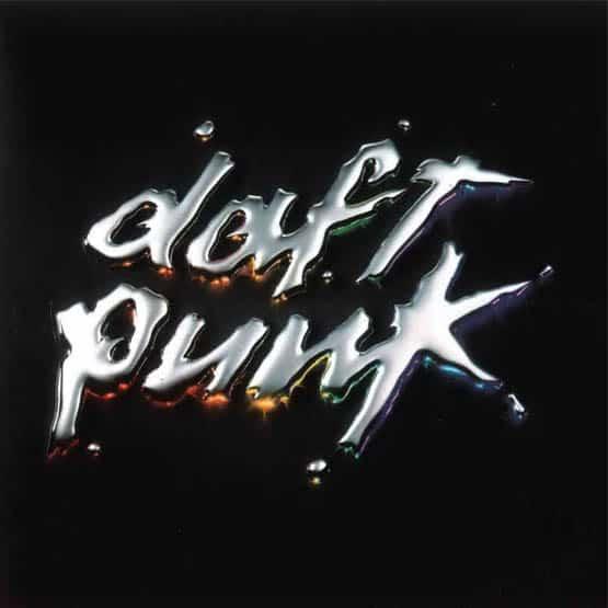 Daft Punk - Discovery 2LP