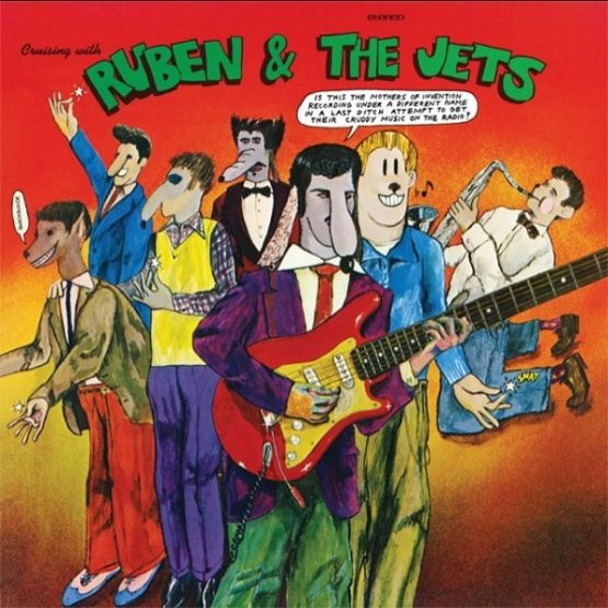 Frank Zappa / Cruising With Ruben & The Jets
