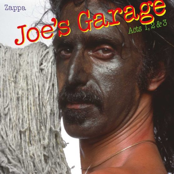 Zappa / Joe's Garage Acts 1, 2 & 3 - Vinyl