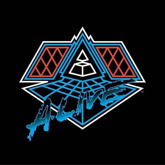 Daft Punk - Alive 2007 2LP